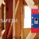 制震装置(SAFE365)SAFE365は筋交い部分に搭載。耐久性を上げるために、独自開発による制震装置(SAFE365)を完成。地震の揺れに耐える「耐震性能」と、揺れを抑えて住宅へのダメージを軽減する「制震性能」を兼ね備えた建売住宅ブランド「QUIE」 (設備)