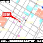 相模原市中央区中央6-11-14(地図)