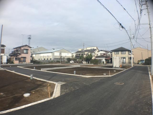 田名白雨台 全16区画土地分譲