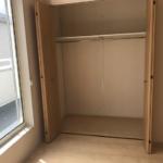2階主寝室収納スペース(収納)