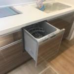 1号棟キッチン キッチンにはうれしい食洗機付き(キッチン)