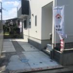 1号棟駐車スペース 現地(2019年8月)撮影(外観)
