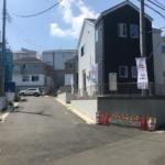 前面道路含む現地 現地(2019年8月)撮影(外観)