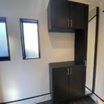 同仕様による施工例 玄関収納※施工例のため設備およびカラー等が実際と異なる場合があります。(その他画像)