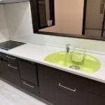 同仕様による施工例 キッチン※本物件完成時と設備およびカラー等が異なる場合があります。※コンロはガスコンロとなります。(その他画像)